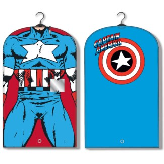 CAPTAIN AMERICA SUIT BAG