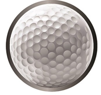 GOLF BALL MARKER