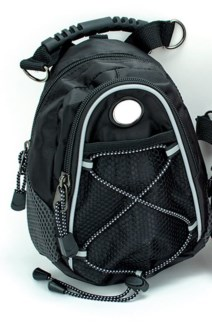 MIDI DAY PACK BLACK