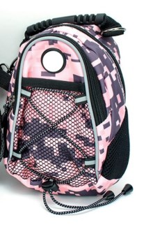 MIDI DAY PACK PINKCAMO