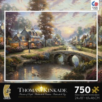 series 3, 750 Piece Thomas Kinkade Special Edition Assortment (while supplies last)