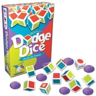 Dodge Dice (while supplies last)