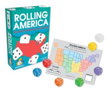 Rolling America w/display (while supplies last)