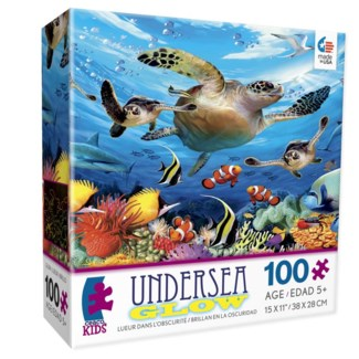 series 2, 100 Piece Undersea Glow Assortment only