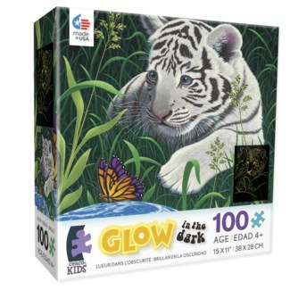 series 3, 100 Piece Schimmel Glow in the Dark Assortment only