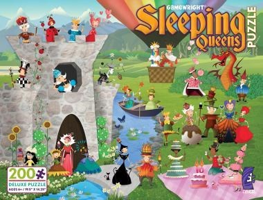 200 Piece Sleeping Queens Puzzle (while supplies last)