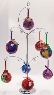 Twinkling Treasures Trendy Lighted Ornament Assortment