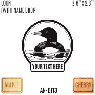 Loon 1 (with Name Drop)
