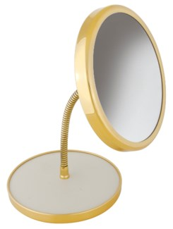 SWAN NECK TRAVEL DOUBLE MIRROR