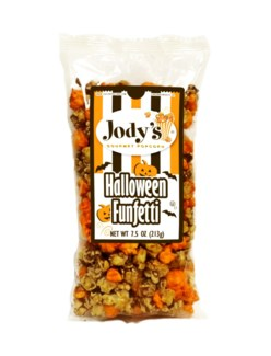 Halloween Funfetti Candy Corn w-Caramel Corn Regular Size Bag