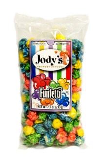 Funfetti Candy Corn, Regular Size Bag