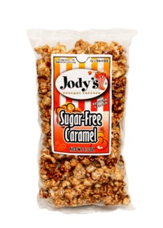 Sugar Free Caramel Regular Size Bag
