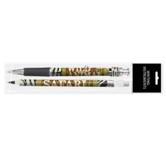 2-Pack Jazz Pen &  Mechanical Pencil