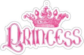 Princess Air Freshener Vanilla