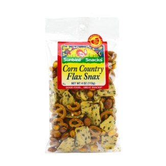 CORN COUNTRY FLAX SNAX 4 oz