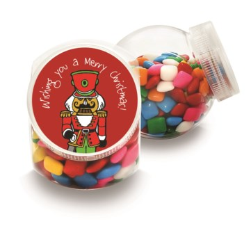 NUTCRACKER MINI JAR