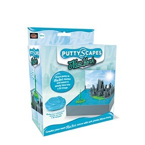 PUTTYSCAPES NEW YORK