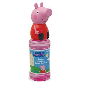 PEPPA PIG PLAYTIME BUBBLES - 8OZ.