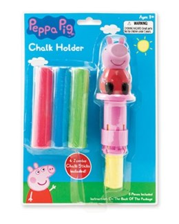 PEPPA PIG CHALK HOLDER