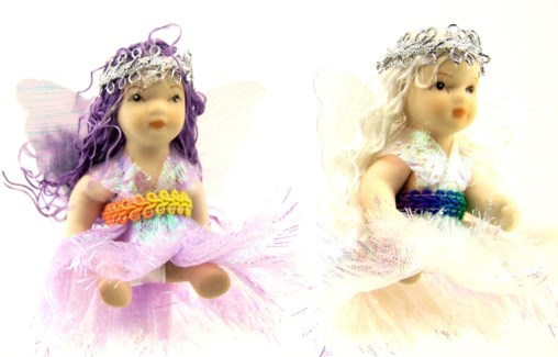 "2.5"" FAIRIES...BOX OF 24~C~"