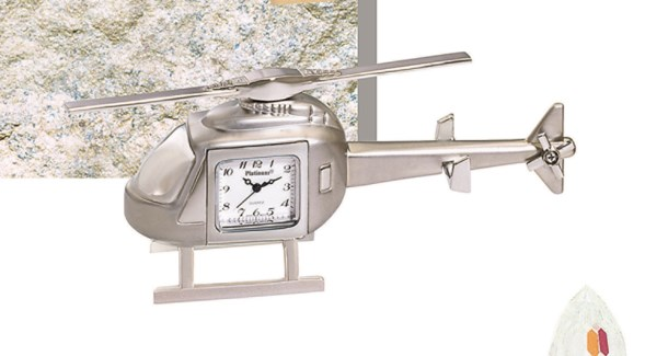 SIL HELICOPTER CLOCK