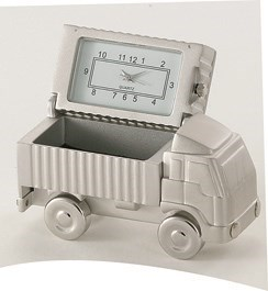 SIL MINI TRUCK CLOCK