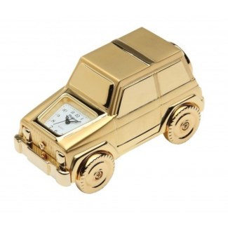 GOLD SUV JEEP CLK