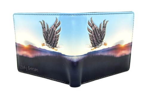 Eagle Flight Mens Wallet