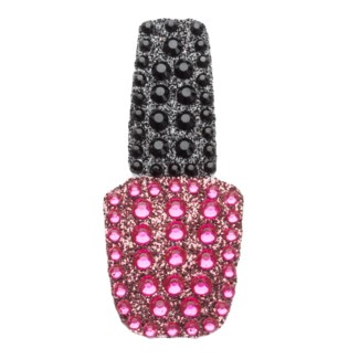 "Pink Nail Polish 2"" StickerBean"