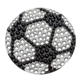 "Soccer Ball 2"" StickerBean"
