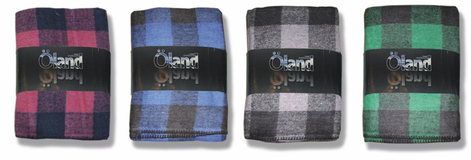 Buffalo Blankets Checkered
