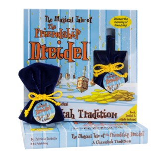 The Friendship Dreidel Gift Box