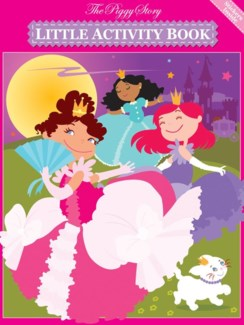 Little Activity Book - Enchanted Princesses
