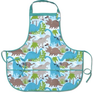 Fun Time Apron - Dinosaur World