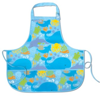 Fun Time Apron - Under The Sea
