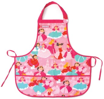 Fun Time Apron - Enchanted Princesses