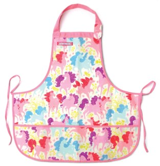 Fun Time Apron - Dancing Ponies