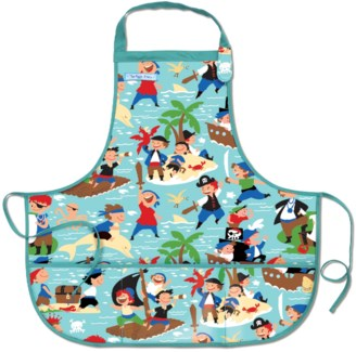 Fun Time Apron - Pirates Ahoy