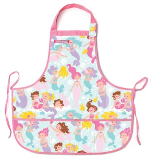Fun Time Apron - Magical Mermaids