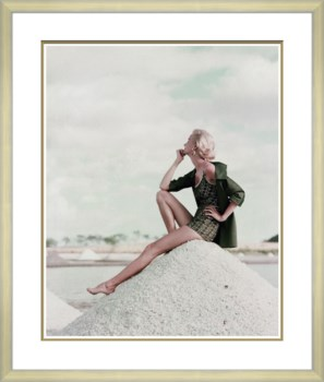 Model on Sand Hill