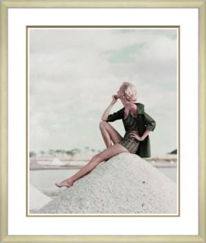 Model on Sand Hill