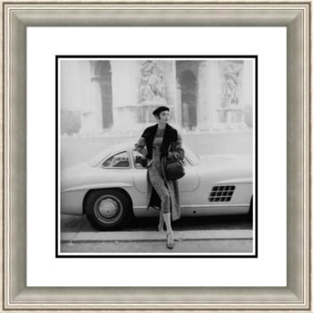 Model & Mercedes