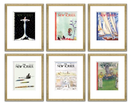 The New Yorker Covers