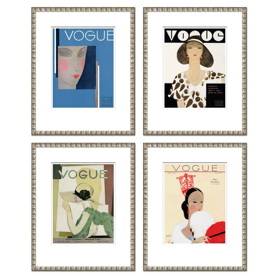 Vogue magazine covers conde nast soicher marin home categories licensed collections conde nast vogue magazine covers jeuxipadfo Images