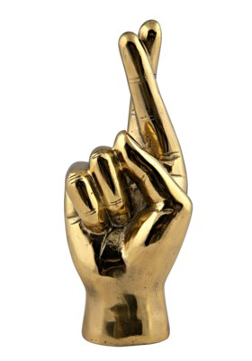 QS Fingers Crossed, Brass