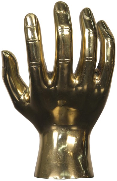 QS Palms Up, Brass