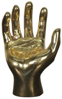 QS Palms Up, Brass