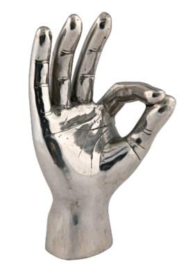 QS Ok Sign, Silver