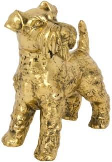 Schnauzer, Large, Brass