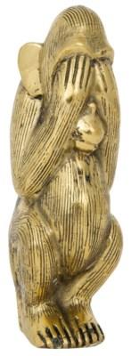 Monkey, A, Brass